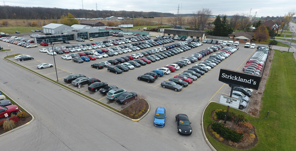 Kitchener Car Dealerships >> Who We Are Strickland S Automart We Sell Cars